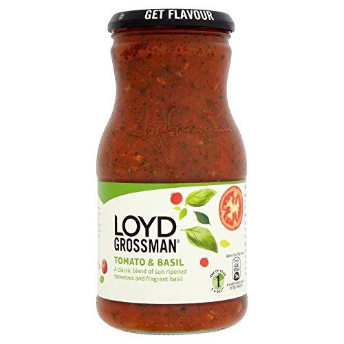 Loyd Grossman Tomato & Basil Sauce, 660g
