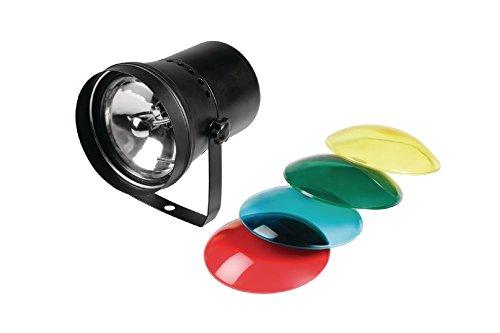 Punktstrahler - Discospot Spot Strahler Multi Colour Effekt Effektstrahler Licht Lichteffekt Party Club