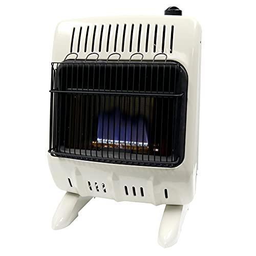 Mr. Heater F299711 Corporation Vent-Free 10,000 BTU Blue Flame Natural Gas Heater, Multi