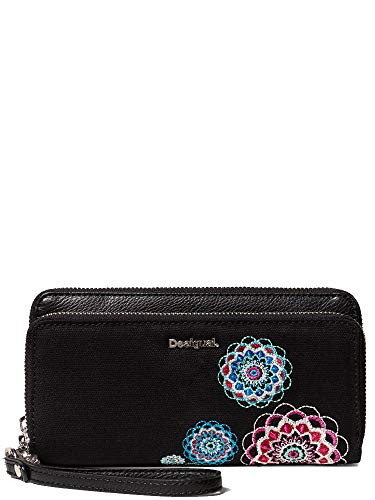 Desigual Mone Aliki Two Levels Nero 20 * 11.5 * 4.5 cm