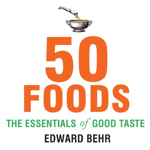 50 Foods audiobook cover art