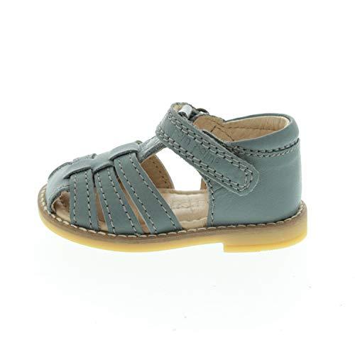 pom pom Schuhe für Babys Sandalen Ocean Green 421011 (Numeric_19)