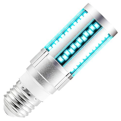 Exceart 15W Led Uv Kiemdodende Lamp Maïs Uvc Gloeilamp Stok Hoog Rendement Kiemdodende Lamp Voor Thuiskantoor Gebruik- Grootte 1