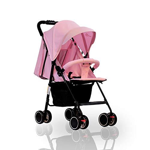 'Milano' silla de paseo ligera - Rosa -  Silla de paseo Milano Ataababy ligera, cómoda y con todas las prestaciones