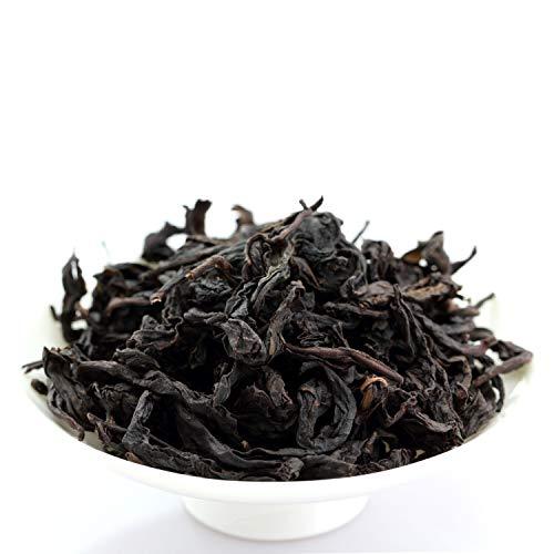 GOARTEA 100g (3.5 Oz) Organic FuJian Wuyi Da Hong Pao Dahongpao * Big Red Robe * Rock Chinese Oolong Tea Tee