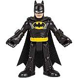 Imaginext Replacement Part Superhero Transforming Toy Robot Playset Series DC Super Friends Batbot Xtreme | FGF37 ~ Replacement Mini Batman Toy Figure