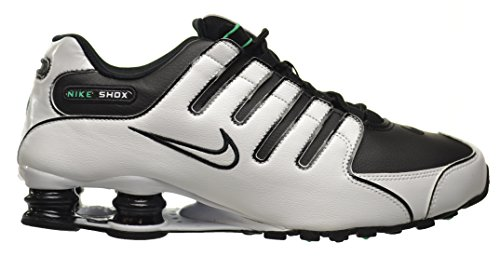 the best attitude 50dc6 1718d Nike Shox NZ Men s Shoes White/White-Black-Menta 378341-103 ...
