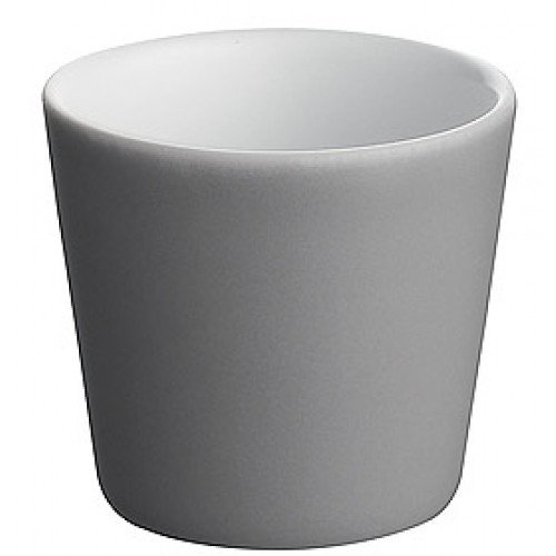 Alessi Tonale Espressotasse Dark Grey - 1 Stück