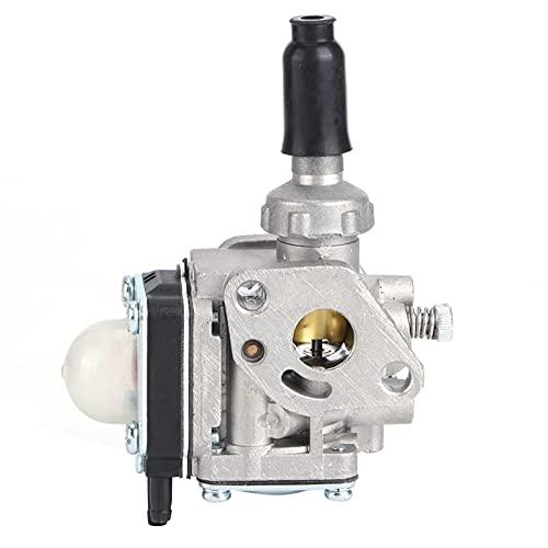 Luroze Carburador para Kawasaki, cortacésped Carburador Exquisita Mano de Obra Fabricación Profesional para Kawasaki TH43 TH48 Cortacésped