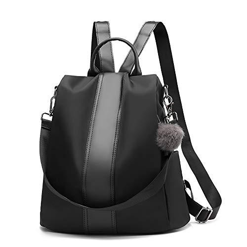 StillCool Mochila Mujer Antirrobo Bolsa para Mujer Tela Oxford, Mochila Bolsos de Mano Impermeable y Antirrobo Backpack Daypack para Escuela,Trabajo,Y Viajo,etcétera