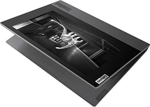 Lenovo ThinkBook Plus 20TG004SUS 13.3インチノートブック - 1920 x 1080 - Core i7 i7-10510U - 16 GB RAM - 512 GB SSD - アイアン グレー - Windows 10 Pro 64-bit - Intel UHD グラフィックス - インプレーン スイッチング(IPS) テック