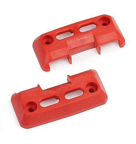 L-BOXX Soporte para Bosch Sortimo Fusible Fijación para Lboxx Soportes para Desatornillar para Todos Bosch L-BOXX Cofre Herramientas - Rojo, L-Safe Pro Rot