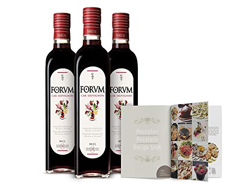 Forvm Cabernet, Vinagre de Vino Tinto, Fantástico para Cocinar, Usado 12 Años...