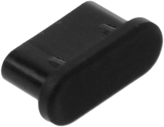 BINGHONG3 Bingong3 Lot de 5 Coques de Protection en Silicone pour Port de Chargement USB Type C