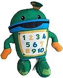 NC83 Lindo Equipo de Juguete de Felpa Umizoomi BOT Milli GeoCute muñeco de Peluche Suave Juguetes de Peluche para niños 20Cm