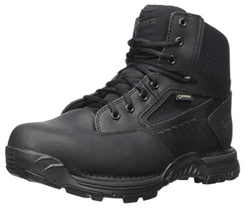 """Danner Women's StrikerBolt 4.5"""" GTX Military and Tactical Boot, Black, 5.5 M US"""