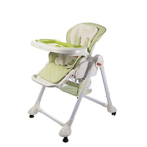 Aziamor AZ57-GRE hoge stoel Pappa, dindalo, groen