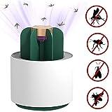 HWJF USB-Moskito-Killer für den Innenbereich, 360 ° UV-UV-Strahler für Insektenschutz, Insektenfalle mit integriertem