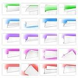 Tiras de estuco LED – Muchos modelos, iluminación...