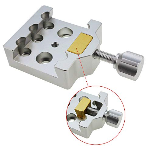 Astromania Middle-Sizes Dovetail with one Screw - for telescopes and Cameras