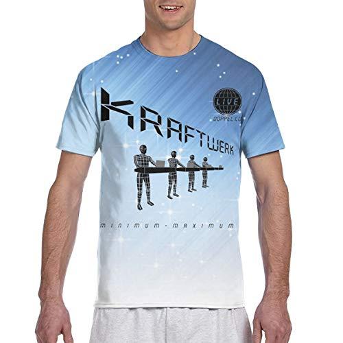 Men's Kraftwerk Minimum Maximi, T-shirt, S to 3XL