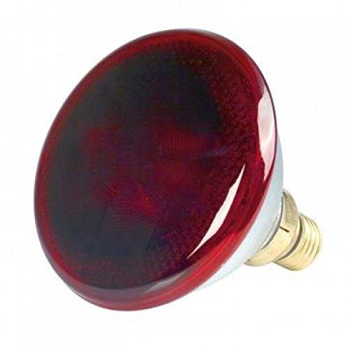 Medisana 88255 infrarood lamp IRL reservelamp, rood
