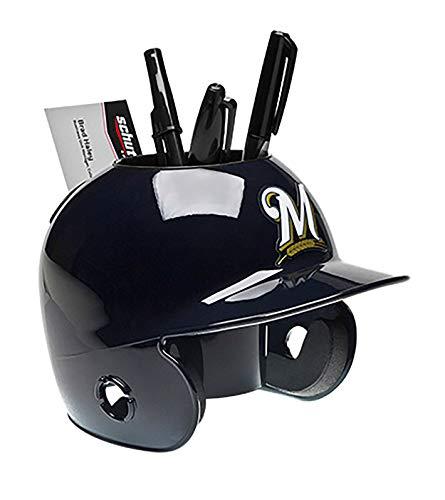 MLB Milwaukee Brewers Desk Caddy