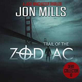 Trail of the Zodiac audiobook cover art