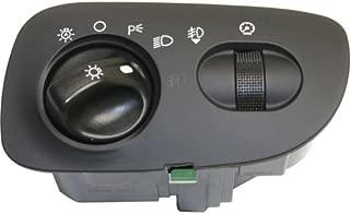Headlight Switch compatible with F-150 00-03 / F-150 Heritage 04-04 W/Auto Headlights W/Fog Lights
