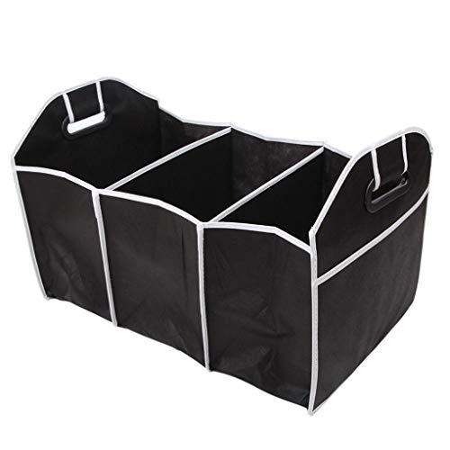 lopituwe Coche Tronco Accesor Organizador Juguetes de troncales Bolsa de Plegables de Almacenamiento de Alimentos Bolsas de contenedor de Carga Bols
