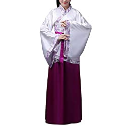 National Traditional Performances Costume Chinese Hanfu Clothing