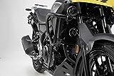 SW-MOTECH クラッシュバー ブラック Suzuki V-Strom 250(18) SBL.05.908.10000/B
