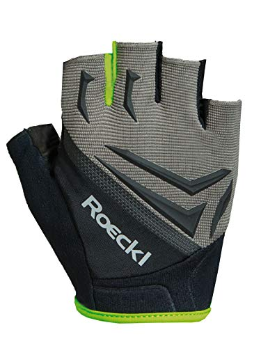 Roeckl Herren Isar Handschuhe, grau, 9.5