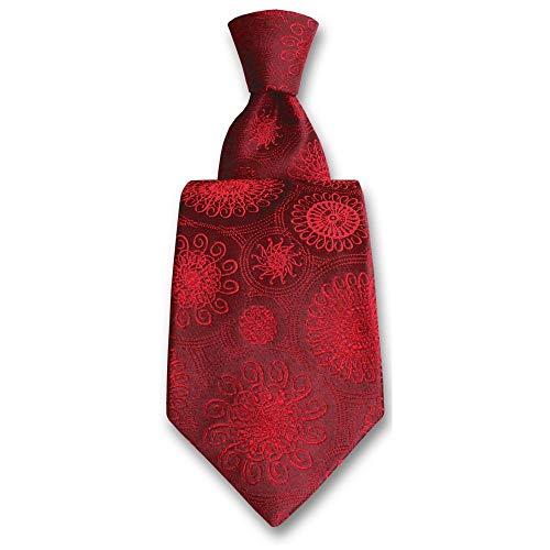 Robert Charles - Cravate Astoria Rouge