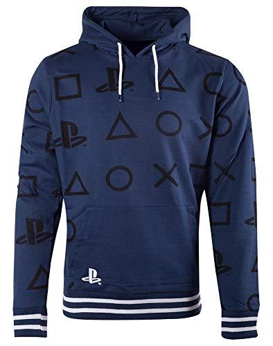 Playstation - Icons - Hoodie | offizielles Merchandise, Größe:XXL