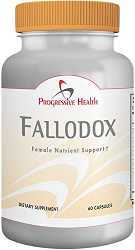 Fallodox Fertility Blend, Get Pregnant Pills ~ Pregnancy Formula For Women, Naturally Promotes Healthy Menstrual Cycles & Increased Energy. Includes Chasteberry and Black Cohosh Root Extract