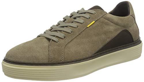 camel active Herren Avon Sneaker, Taupe, 44 EU