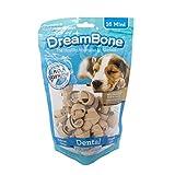 DreamBone Dental Dog Chew, Mini, 16 pieces/pack