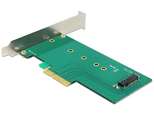 DeLOCK PCI EXPR Card 1X M.2 Key M Slot