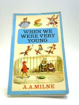Paperback When We Were Very Young Book