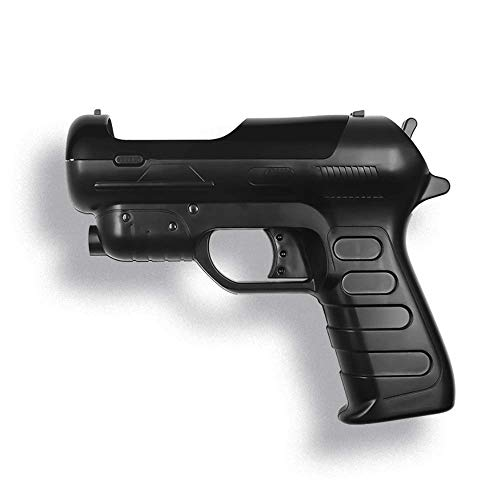 PS4 VR Controller Shooting Holder,Vergissm 2Pacs Playstation 4/VR Move Controller holder Suitable for PS3/PS4/PS VR Shooting Games (VR controller Not Include)