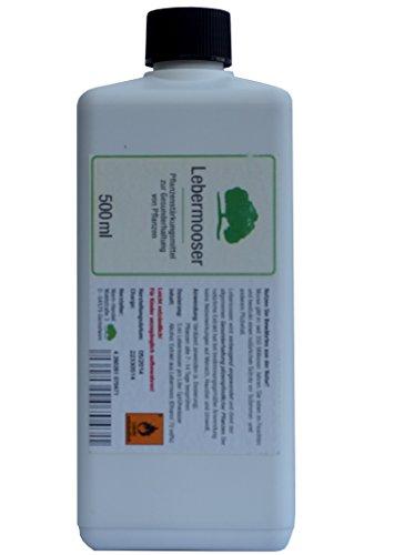 Lebermooser 500ml Pflanzenstärkungsmittel