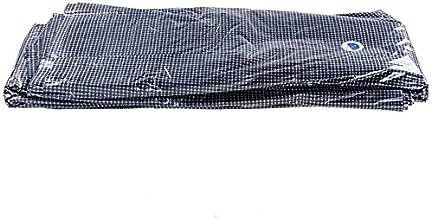 ZHPBHD Lichtgewicht dekzeil Tarp grondblad Covers tent luifel schuur doek regendicht UV beschermd buiten, Multi maten, 150...