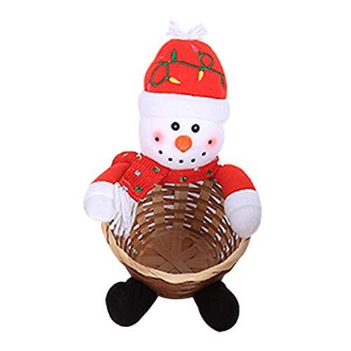 Miss de en Navidad dulce de alta memoria cesta