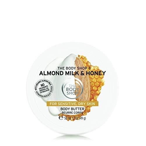 The Body Shop Almond Milk & Honey Body Butter 200 ml