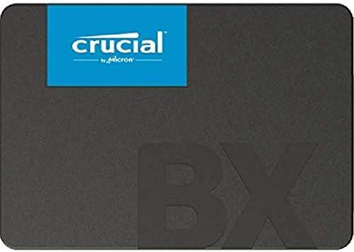 Crucial BX500 240Go CT240BX500SSD1 SSD Interne-jusqu'à 540 Mo/s (3D NAND, SATA, 2,5 pouces)