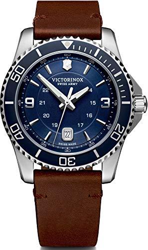 Victorinox Maverick Quartz Blue Dial Men's Watch 241863