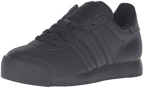 Adidas Samoa J Jovenes US 4 Negro Zapatillas