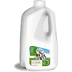 Organic Valley Ultra Pasteurized Fat Free Organic Milk, 128 fl oz