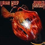 Songtexte von Uriah Heep - Return to Fantasy